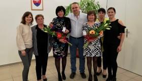 Naše sestry získali ocenenie Biele srdce