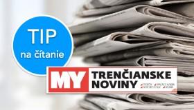 """Tip na čítanie: MY Trenčianské noviny, príloha """"ZMENY PRE SENIOROV"""""""