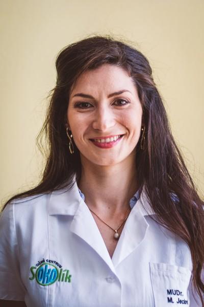 MUDr. Monika Jecková - Očná klinika Neovízia